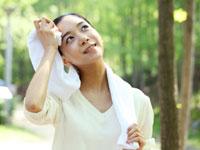 夏季出汗有益健康 夏季出汗促进消化