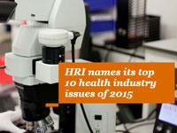 普华永道预测2015年十大健康产业大事件