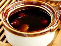 痛经立刻减轻法 喝老姜红糖茶